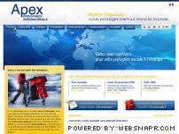 Assurance santé pour expatriés - Apex Prévoyance